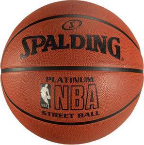Piłka do koszykówki NBA Platinum 7 Streetball / GWARANCJA 12 MSC. / Tanie RATY - 2822241624