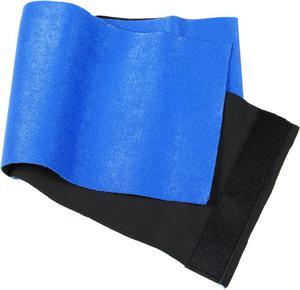 Pas neoprenowy wyszczuplający 19x100 Allright (niebieski) - 2822240539