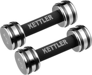 Hantelki chromowane Kettler 2x2kg / Tanie RATY - 2822240576