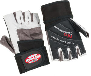 Rękawiczki kulturystyczne No Compromise Dragon / GWARANCJA 12 MSC. - 2822241926