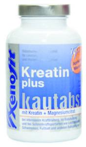 Xenofit - kreatyna + magnez - Kreatyna Plus 120 kaps. - 2822242174