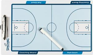 Tablica trenerska do piłki koszykowej Spalding / GWARANCJA 12 MSC. / Tanie RATY - 2822242223