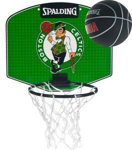 Mini tablica Spalding Boston Celtics z piłką / GWARANCJA 12 MSC. / Tanie RATY - 2822242349
