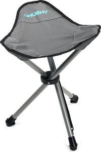 Składany taboret krzesło turystyczne Husky Moon / GWARANCJA 24 MSC. - 2822242383