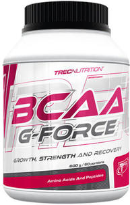 Trec - Bcaa G-Force 600g (pomarańczowy) / Tanie RATY - 2822242580