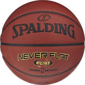 Piłka do koszykówki Neverflat indoor/outdoor 7 Spalding / GWARANCJA 12 MSC. / Tanie RATY - 2822242615