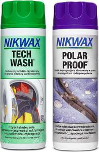Impregnaty Tech Wash + Polar Proof NikWax - 2822242631