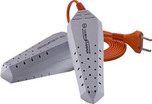Suszarka do butów Elektrowarm SB-6 (szara) / GWARANCJA 24 MSC. / Tanie RATY - 2822242659
