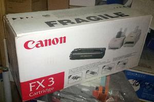 Oryginalny TONER CANON FX3 toner Toner Canon FX-3 fax L90/L220/L250/L260/L280/L300/L350 Toner FX-3 - 2823907967
