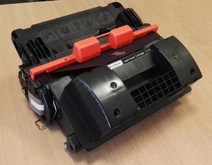 Zamiennik Toner CF281X do HP LaserJet Enterprise M605 lub M630 kompatybilny z HP 81X Toner do CF281X zamiennik - 2836898253