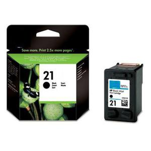Zamiennik HP 21 Black C9351AE tusz czarny C9351CE Tusz do drukarki hp f310 - 2823907189