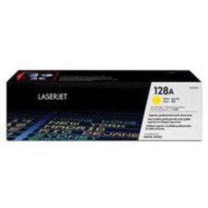 Zamiennik Toner HP CE322A YELLOW toner do drukarki HP CM1415/CP1525 toner 128A - 2823907284