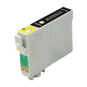 Zamiennik EPSON T1281 BK BLACK czarny SX 425 Tusz do drukarki epson s22 - 2823907036