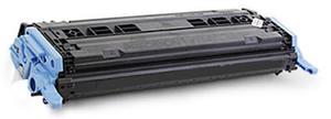 Zamiennik Toner HP Q6000A BLACK czarny toner do drukarki HP 1600/2600 2605 toner 124A - 2823907312