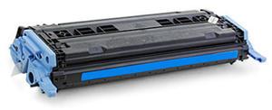 Zamiennik Toner HP Q6001A CYAN niebieski toner do drukarki HP 1600/2600 2605 toner 124A - 2823907313