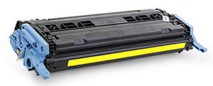 Zamiennik Toner HP Q6002A YELLOW zółty toner do drukarki HP 1600/2600 2605 toner 124A - 2823907314