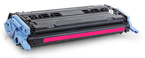Zamiennik Toner HP Q6003A MAGENTA czerwony toner do drukarki HP 1600/2600 2605 toner 124A - 2823907315