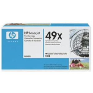 Oryginalny Toner HP Q5949X toner do drukarki LaserJet 1320, LaserJet 3390/3392 toner 49X Toner do drukarki hp 1320 - 2823907321