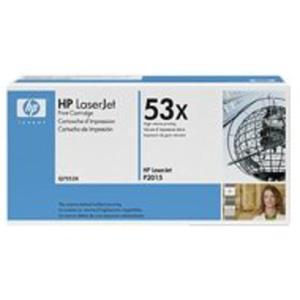Oryginalny Toner HP Q7553X toner do drukarki P2015, P2014 toner 53X - 2823907326