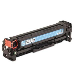 Zamiennik Toner HP CC531A CYAN niebieski toner do drukarki CP2025 CM2320 toner HP 304A - 2823907340