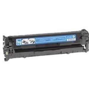 Zamiennik Toner HP CB541A CYAN niebieski toner do drukarki CP1215 CM1312 toner HP 125A - 2823907344