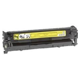 Zamiennik Toner HP CB542A YELLOW żółty toner do drukarki CP1215 CM1312 toner HP 125A - 2823907345