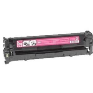 Zamiennik Toner HP CB543A MAGENTA czerwony toner do drukarki CP1215 CM1312 toner HP 125A - 2823907346