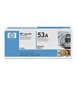 Oryginalny Toner HP Q7553A toner do drukarki P2015, P2014 toner HP 53A - 2823907354