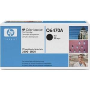 Oryginał Toner HP Q6470 BLACK toner HP 501A toner do drukarki HP 3600/3800 - 2823907365