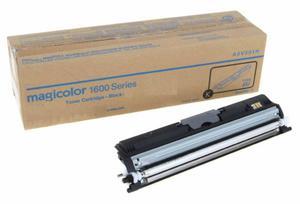 Zamiennik Toner Konica-Minolta C1600BK BLACK czarny toner do drukarki MC1600W/1650EN toner C1600 BK A0V301H - 2823907398