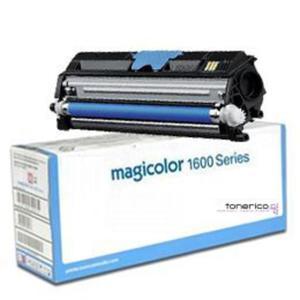 Zamiennik Toner Konica-Minolta C1600C CYAN niebieski toner do drukarki MC1600W/1650EN toner C1600 A0V30GH - 2823907399