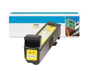 Zamiennik Toner HP CB 382A YELLOW żółtyi toner do drukarki HP Color Laserjet CP 6015 HP CB382A - 2823907421
