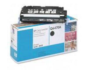Zamiennik Toner HP Q6470A BLACK czarny 501A toner HP 501A toner do drukarki HP 3600/3800 - 2823907427