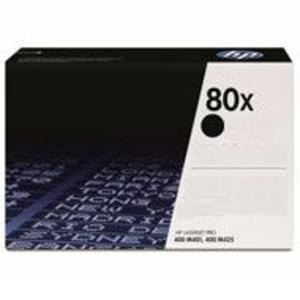 Zamiennik Toner HP CF280X toner do drukarki M401/MFP M425 toner HP 280X hp80X HP 80X Toner do drukarki hp m425 - 2823907429