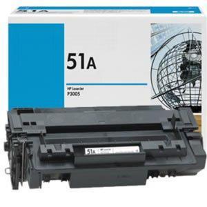 Zamiennik Toner HP Q7551A toner do drukarki LJ P3005/M3035MFP/M3027MFP toner HP 51A Toner do drukarki hp p3005 - 2823907430