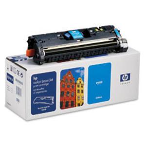 Oryginalny Toner HP Q3961A CYAN toner do drukarki HP2550/2820aio/2840 toner 122A HP122A - 2823907431