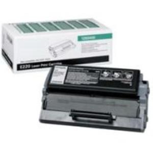 Zamiennik Toner Lexmark E220 BLACK czarny toner do drukarki E220/E321/E323 toner 12S0400 - 2823907451