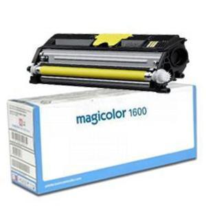 Zamiennik Toner Konica-Minolta C1600Y YELLOW żółty toner do drukarki MC1600W/1650EN toner C1600 A0V306H - 2823907505