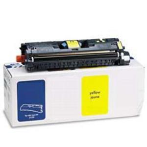 Zamiennik Toner HP Q3962A YELLOW żółty toner do drukarki Color Laserjet 2550/2820/40 toner 122A - 2823907573