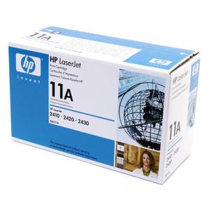 Oryginalny Toner HP Q6511A toner do drukarki LaserJet 2410/ 2420/ 2430 toner HP 11A - 2823907665