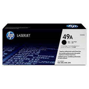 Oryginalny Toner HP Q5949A toner do drukarki LaserJet 1160/1320, LaserJet 3390/3392 toner HP 49A HP49A - 2823907677