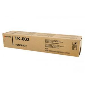 Oryginalny Toner Kyocera TK-603 toner do drukarki KM-4530/5530/6330/7530 oem 370AE010 TK603 - 2823907681