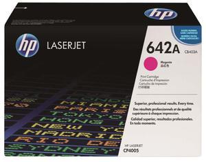 Oryginalny Toner HP CB403A MAGENTA toner do drukarki CP4005 toner HP 642A - 2823907756