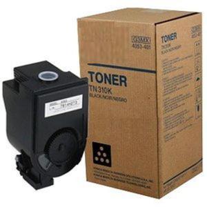 Zamiennik Toner Konica-Minolta TN310K BLACK czarny toner do drukarki Bizhub C350/C351/C450 toner 4053403 TN-310 - 2823907794