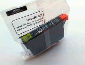 Zamiennik EPSON T1631 BK 16XL BLACK tusz do drukarki WF-2010 kompatybilny z C13T16314010 wiekszy od T1621 Tusz do drukarki Epson wf2510 - 2823907802