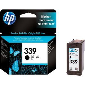 ORYGINAŁ HP 339 BLACK wkład atramentowy do drukarki Photosmart D5160,Deskjet 5740 oem C8767EE - 2823907838