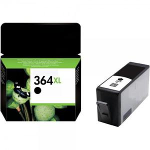 Zamiennik HP 364 XL BLACK czarny do drukarki C5380/C6380/D5460/B8850 oem CN684EE większy od CB316EE Tusz do drukarki c5380 - 2823907906