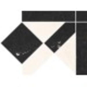 NOWA GALA MARMI MODERNI Listwa L-99N MM03,14 20x20cm Poler / cena za szt. - 2832318686