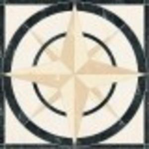 NOWA GALA MARMI MODERNI Rozeta R102 MM14 80x80cm Poler / cena za szt. - 2832318719