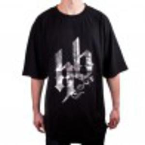 Koszulka Hoodboyz Basic Front HB Logo Silver 2192 - 2317079974